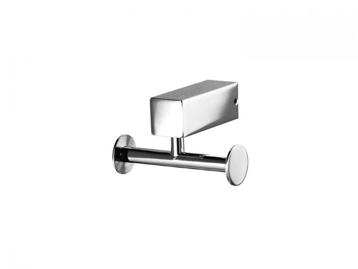 COTTO Square Chrome Robe Hook